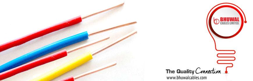 Flexible Cable Manufacturer : Single core flexible cable manufacturer