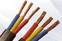 Flat Rubber Cable in Iraq